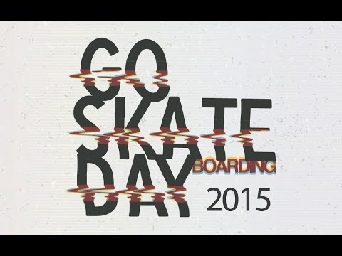 Throwing Back Thursday - GO SKATE DOY 2015