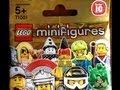 LEGO Series 10 Minifigures Opening 16 Random Packs Mr Gold mp3