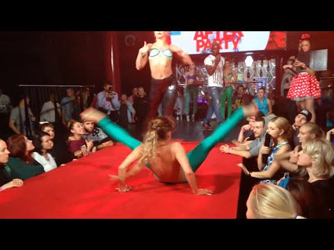 Elena Bonchinche (Ninja) vogue new way as a mermaid Ariel in da BALTIC SESSION 2014
