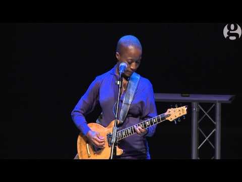 Malian musician Rokia Traoré at the Barbican | Observer Ideas