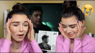 NIALL HORAN PUT A LITTLE LOVE ON ME REACTION