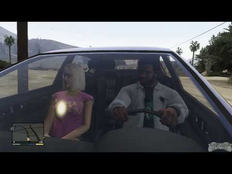 Gta 5 - Raping Rednecks (random Event) video