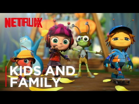 Beat Bugs - Official Trailer - Netflix