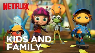 Beat Bugs | Official Trailer [HD] | Netflix