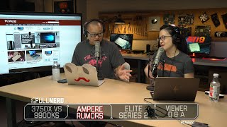 Ryzen 7 3750X: 9900KS killer? Wait for Ampere? Best controller for PC? Q&A | The Full Nerd ep. 111