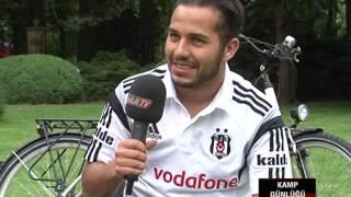 Futbolcumuz Kerim Frei  BJK TV'ye açıklamalarda bulundu.