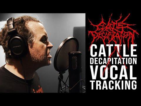 "Download CATTLE DECAPITATION - Recording TRAVIS RYAN'S Vocals for ""DEATH ATLAS"" Mp4 baru"
