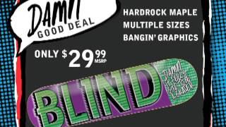 BLIND DAMN GOOD DEAL