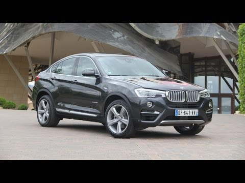 Essai Bmw X4 Youtube