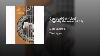 Glen Campbell Classical Gas (Live)
