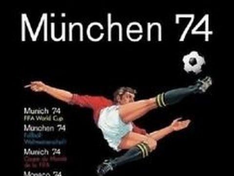 Alemania 1974 PANINI Sticker Album REVIEW
