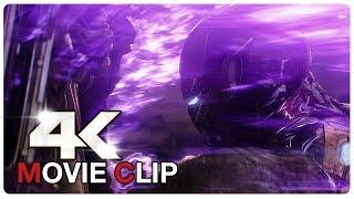 AVENGERS INFINITY WAR - Iron Man Meets Star Lord - Movie Clip (4K ULTRA HD) NEW 2018