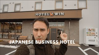 What's a Japanese Business Hotel like?