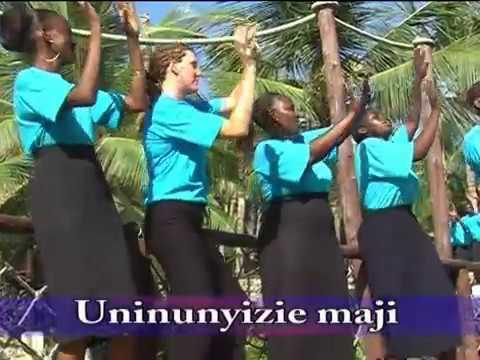 Our Lady Of Fatima Kongowea Catholic Choir Uninyunyizie Maji official Video