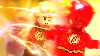"LEGO The Flash: Crimson Comet - Episode 7 ""Coming Back"""