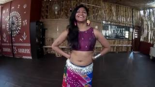 Belly Katilana dance Desi Girl The Breakup Song    Ae Dil Hai Mushkil   Ranbir   Anush