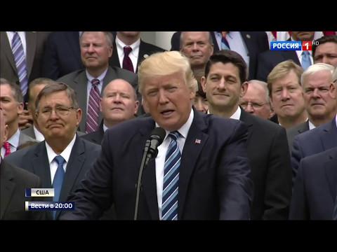 США и КНДР  при чем здесь Россия новости 06.05.2017