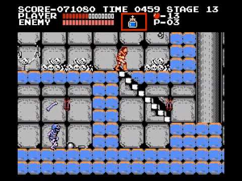 Castlevania - Febuary 2013 Speedrun. - User video