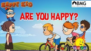 Happy Kid | Are you Happy | Episode 105 | Kochu TV | Malayalam
