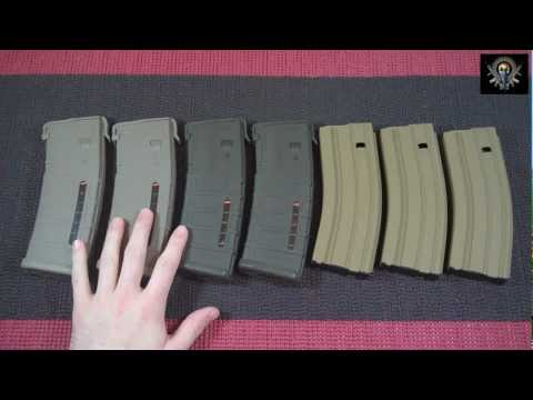 AR-15 Magazines Review