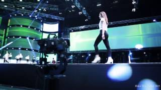 Elidor Miss Turkey  2015 Backstage HD