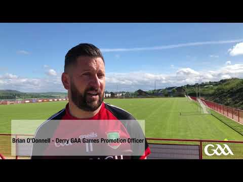 Gaelic Games in Derry City are going from strength to strength