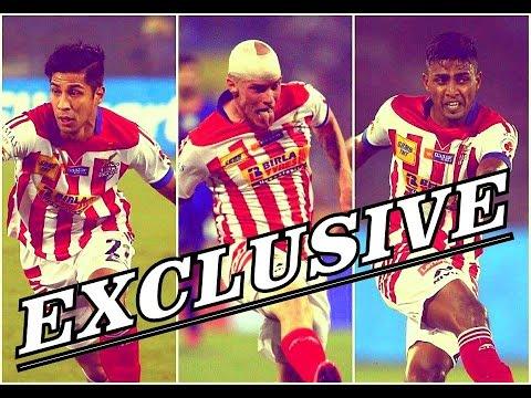 Atlético De Kolkata -  ISL 2015 Official Song - Goal e Gola by Road Roller