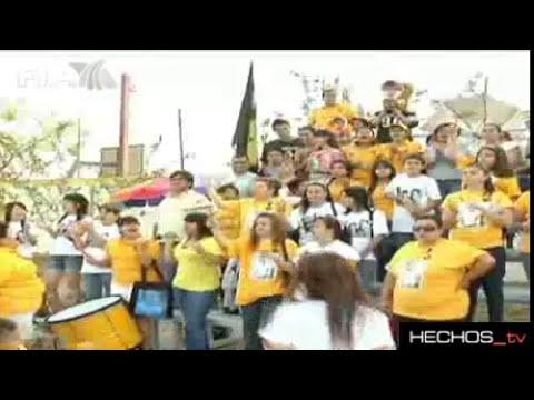 INAUGURAN CAMPO EN HONOR A ESTUDIANTES MASACRADOS EN CD JUAREZ