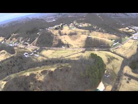 First FPV range test of the fat shark predator V2 5.8 tx on the DJI Phantom