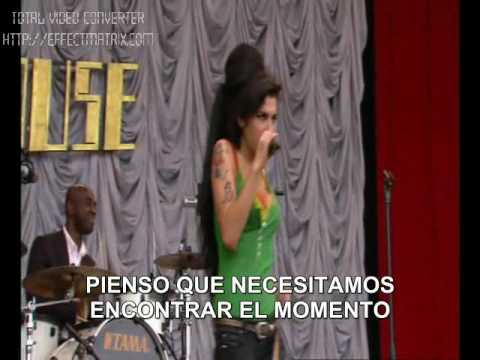 amy winehouse -Just Friends subtitulada en español