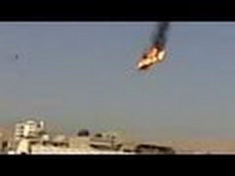 Ukraine Crisis: Military Plane Shot Down In Luhansk