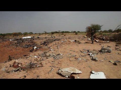 Investigations finish at Air Algerie crash site in Mali