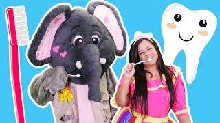 لولي وفلفول - أغنية فرك الأسنان | Loly & Falfool - Brushing Teeth Song