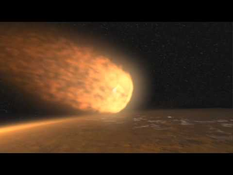 Phoenix Mars Lander-Launch & Landing Animation