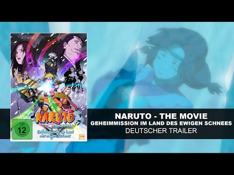 Naruto The Movie – Geheimmission Im Land Des Ewigen Schnees (Deutscher Trailer) | HD | KSM Anime