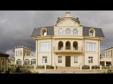 Шикарная резиденция в Новой Москве