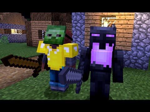 С РОДИТЕЛЯМИ В МАЙНКРАФТ :)) Выживание в Майнкрафте с Папой. Minecraft PE 1.0.1 на Телефоне