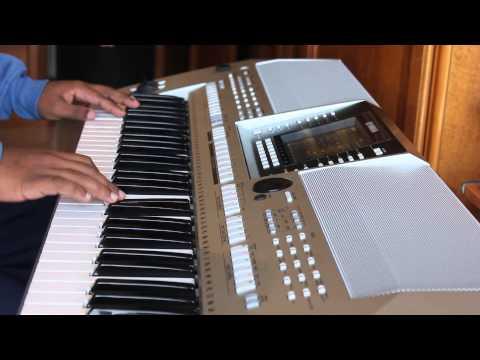 Samanala Ranak Se Igili - Yamaha Psr S910 video