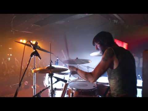 Norma Jean - Murderotica [Clayton Holyoak] Drum Video Live [HD]