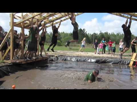 Obstacle Race Training: Get Tough Enough to Crush the World's Most Bad-Ass Courses