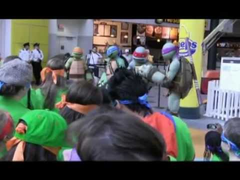 Cowabunga Corner #80 TMNT World Record Event!