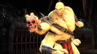 Mortal Kombat (2011) - The Fatalities: Goro, Kintaro, and Shao Kahn