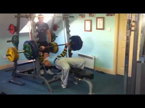 Craig Clifford 160 press