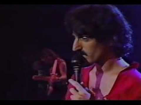 Frank Zappa - Cocaine Decisions