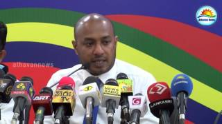 May Day report will be submited to the central Board – Duminda Disanayaka