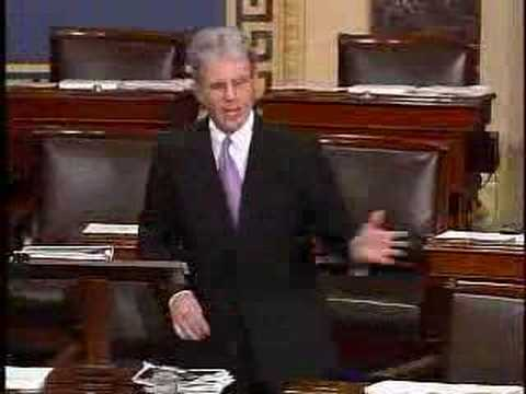Tom Coburn Rallies Agains Frivolous Spending