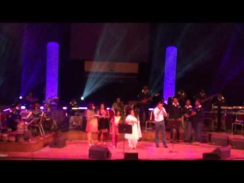 Pookal Pookum Tharunam- Madharasapattinam- Unnikrishnan Live