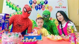 Kids Go To School | Day Birthday Of Henry Children Make a Birthday Cake With Best Friends