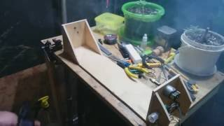 Vape DIY machine for winding coils. Машинка для намотки койлов.