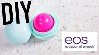DIY EOS Tinted Lipbalm! EASY